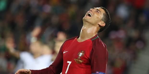 "Ronaldo ""convaincu que le Portugal va se qualifier"" - La DH"