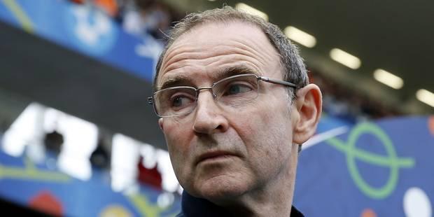 """Martin O'Neill: """"Mes joueurs sont prêts"""" - La DH"""