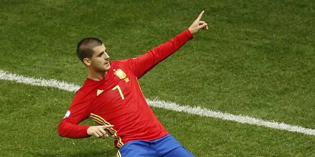 Le Real Madrid rachète le contrat de Morata - La DH