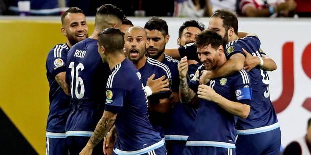 Copa America 2016: Messi offre à l'Argentine une troisième finale de suite - La DH