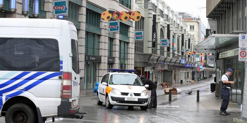Fausse alerte à City 2: le suspect placé sous mandat d'arrêt