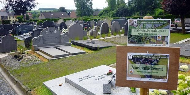 Vers des cimetières plus verts - La DH