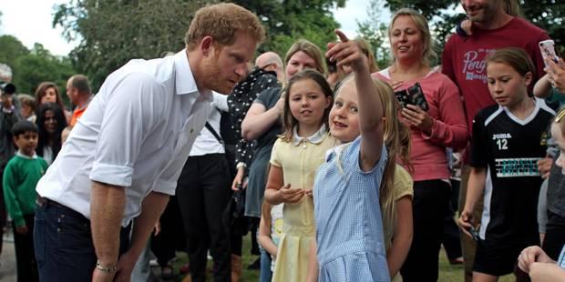 L'adorable demande en mariage adressée au Prince Harry - La DH