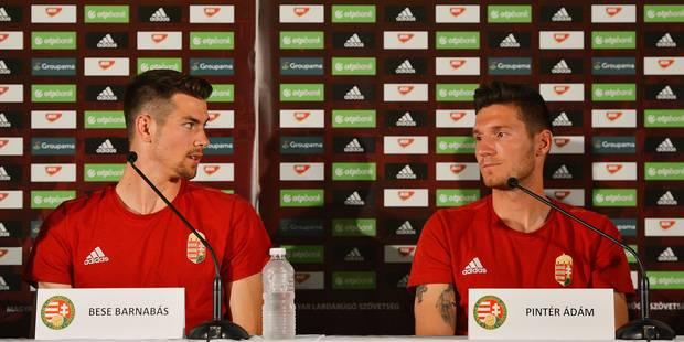 """Un joueur hongrois prévient la Belgique: """"On peut les éliminer"""" - La DH"""