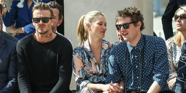 Le safari de Vuitton devant Kate Moss et son chéri - La DH