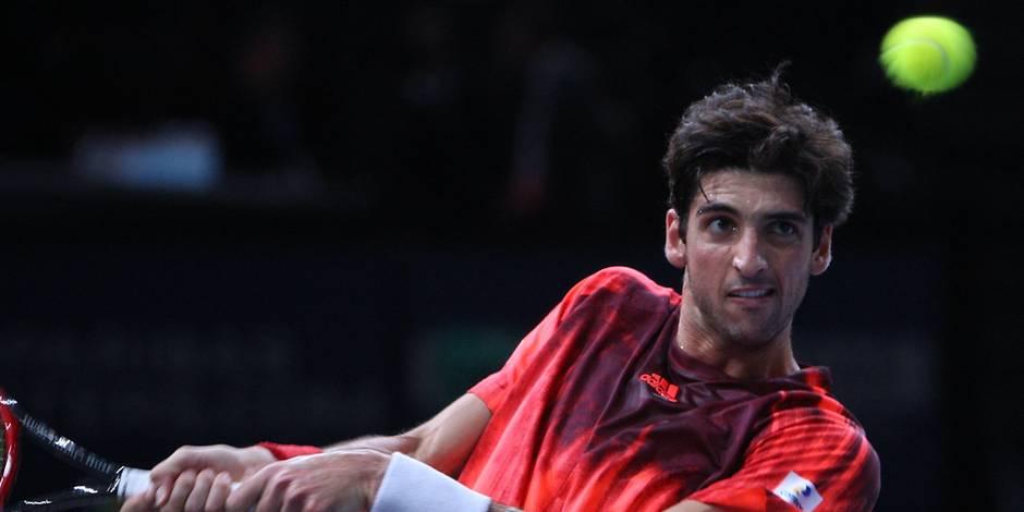 Du lourd pour Bemelmans au premier tour de Wimbledon