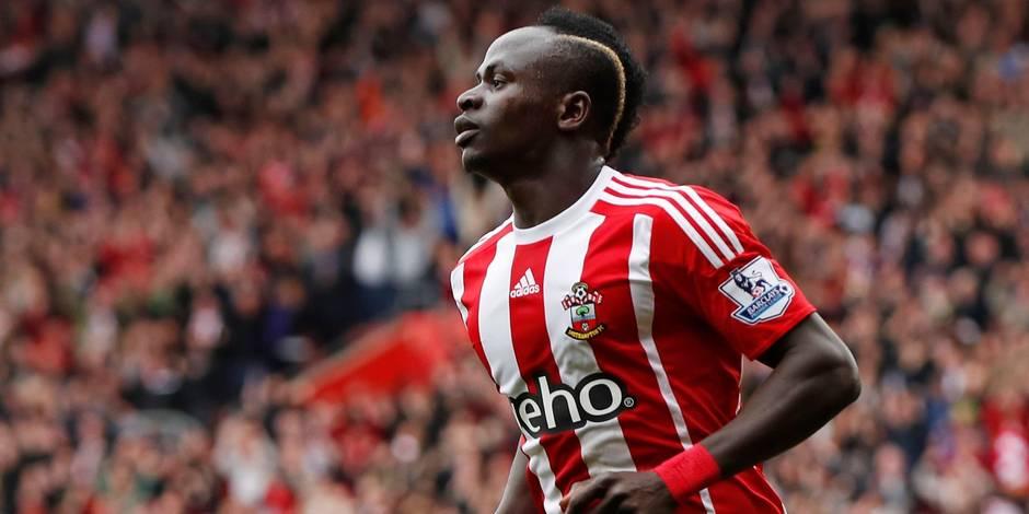 Le Sénégalais Mané quitte Southampton pour Liverpool