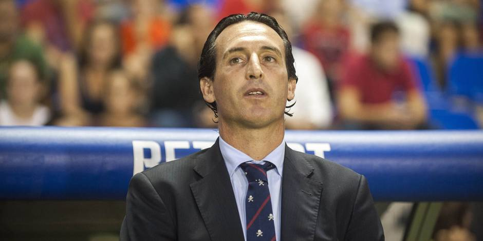 Sans surprise, le PSG officialise l'arrivée d'Unai Emery