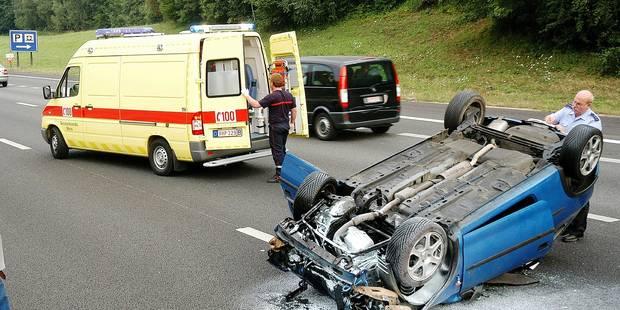 59 jeunes blessés dans des accidents - La DH