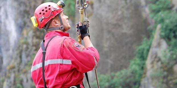 Un pompier de Tournai perd la vie dans un accident de la route - La DH