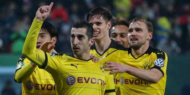 Dortmund confirme le passage de Mkhitaryan à Manchester United - La DH
