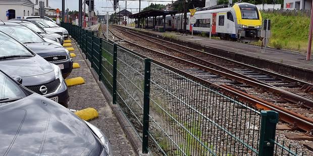 Un nouveau parking pour la gare de Wavre