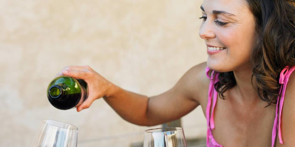 Comment refroidir le vin en été ?
