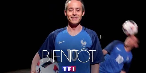 """""""Salut, j'me la pète"""": Voici les premières images de Yann Barthès sur TF1 (vidéo) - DH.be"""
