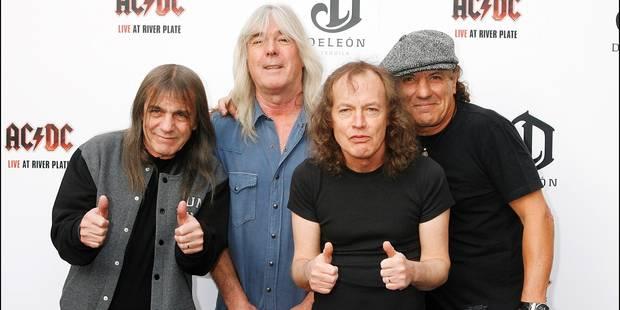 L'avenir d'AC/DC menacé après un nouveau départ - La DH