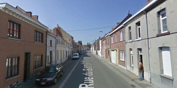 Un homme sauvé des flammes à Péruwelz - La DH