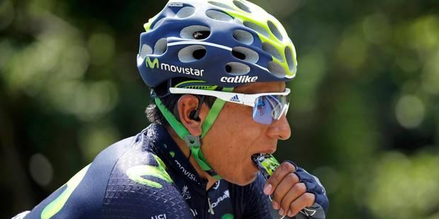 Tour de France: sur les pentes du Ventoux, l'attente des fans refroidie
