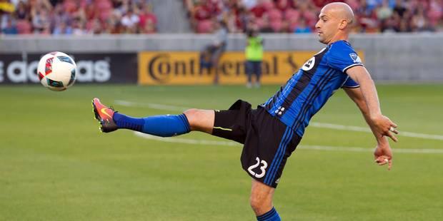 MLS: Laurent Ciman se blesse avec l'Impact - La DH