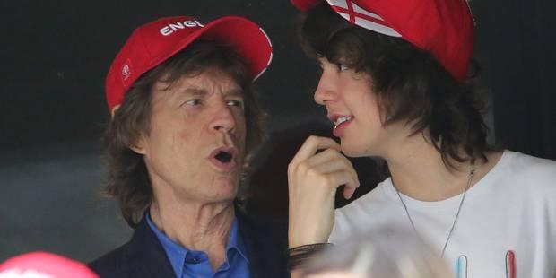 Mick Jagger attend la naissance de son huitième enfant - La DH