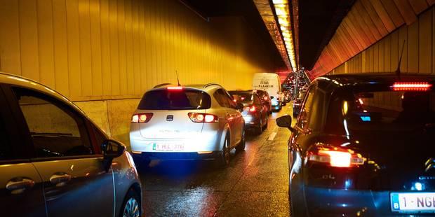 Bruxelles: le tunnel Stéphanie est rouvert - La DH