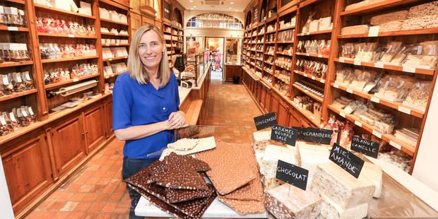 Elisabeth Chocolatier, pourvoyeuse de petits bonheurs même en temps troublés - La DH
