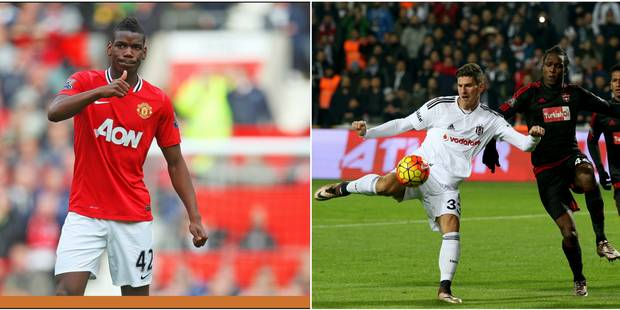 Journal du mercato (20/07): Pogba à Manchester United pour 120 millions, Mario Gomez quitte Besiktas en raison du coup d...
