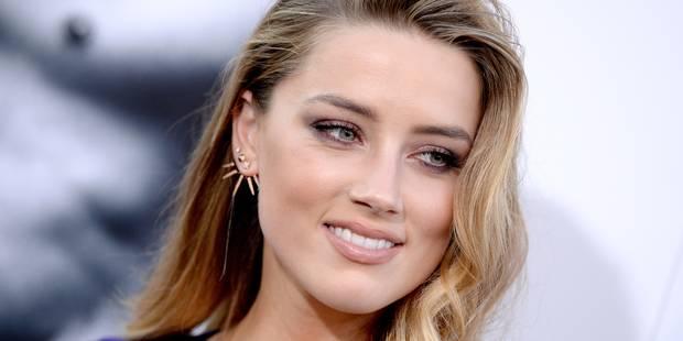 Amber Heard a-t-elle retrouvé l'amour ? - La DH