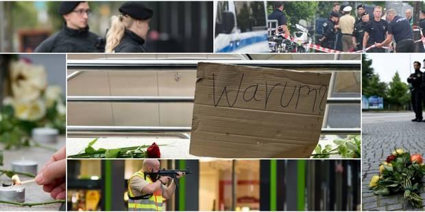Fusillade à Munich: 3 Kosovars, 3 Turcs et 1 Grec parmi les victimes (PHOTOS + VIDEOS) - La DH