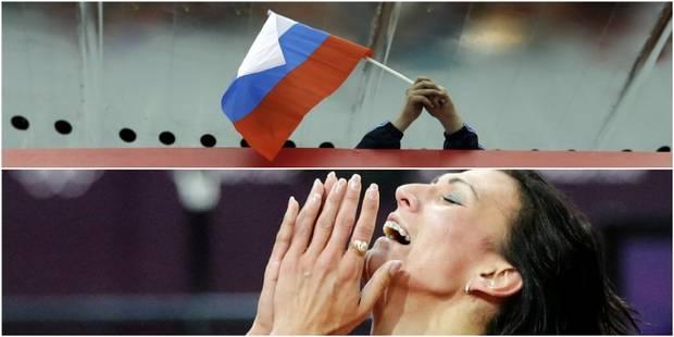 Avec sa décision sur la Russie, le CIO divise le mouvement sportif - La DH