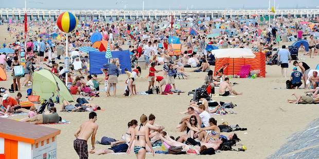 Un demi-million de touristes en quatre jours sur la côte - La DH
