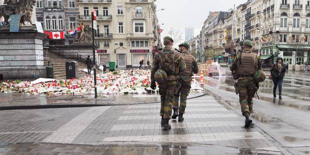 Exclusif: les attentats du 22 mars ont coûté près d'un milliard d'euros à la Belgique - La DH