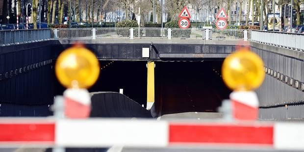 Tunnels bruxellois: 228 fermetures non planifiées en six mois - La DH