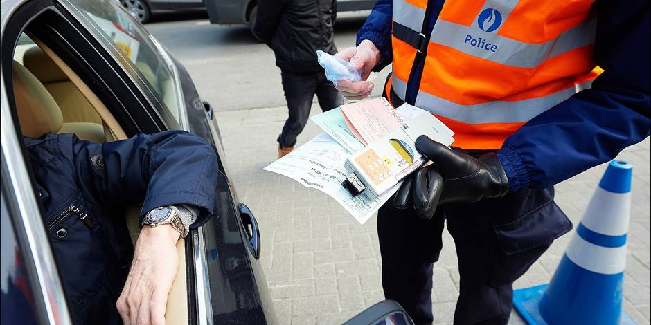 34.000 infractions au permis l'année dernière (INFOGRAPHIE) - La DH