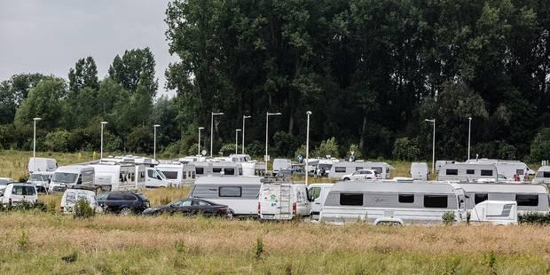 Les gens du voyage toujours sans terrain à Mons ! - La DH