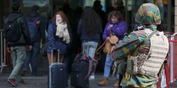 50 militaires belges surveillés par les services secrets - La DH