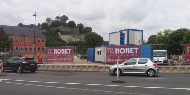 Namur: il a fallu 7 heures pour arrêter la fuite de gaz - La DH