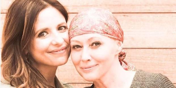 Shannen Doherty : son combat contre le cancer sur Instagram - La DH