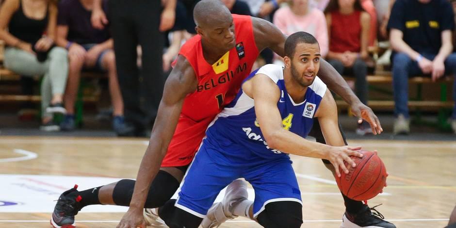 Préparation à l'Euro: les Belgian Lions gagnent leur 2e duel face à la Suède