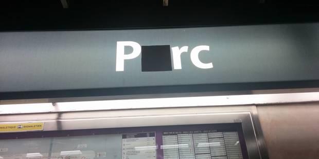 Pourquoi certaines lettres ont disparu des panneaux ou sites internet ? - La DH