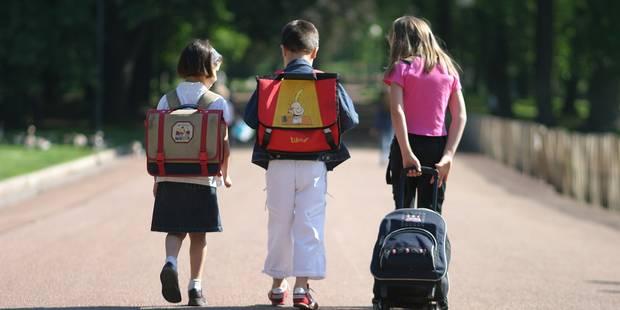 Une année à l'école primaire coûte plus de 1.000 euros aux parents - La DH