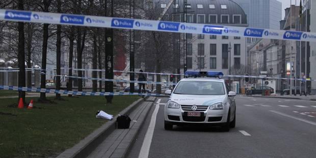 Deux policiers blessés lors d'une course-poursuite - La DH