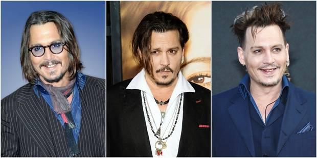 Les vieux démons de Johnny Depp - La DH