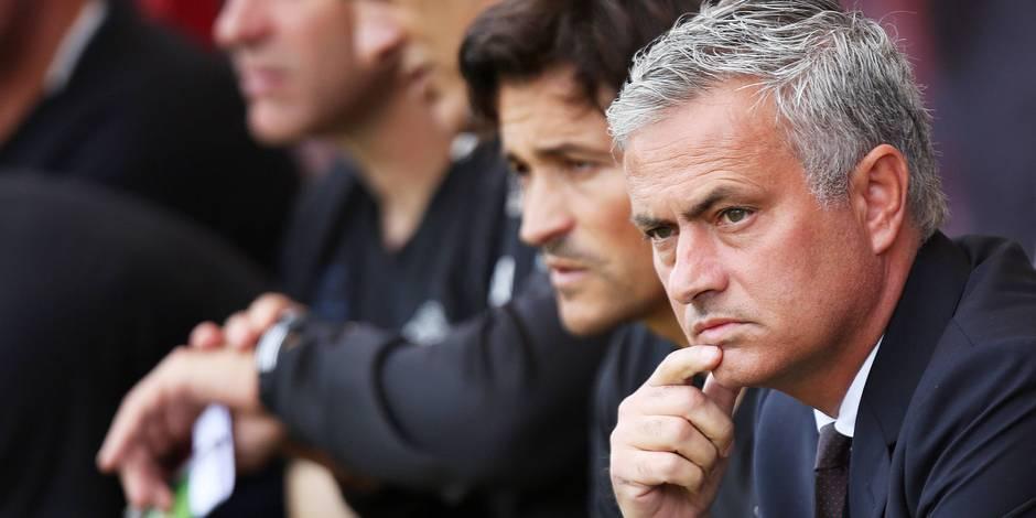 """Mourinho prévient: """"N'attendez pas de miracles de Pogba"""""""