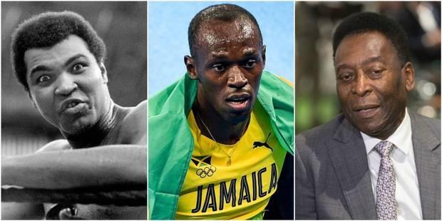 """Usain Bolt se voit entre Mohamed Ali et Pelé: """"J'ai mis l'athlétisme sur un piédestal"""" - La DH"""