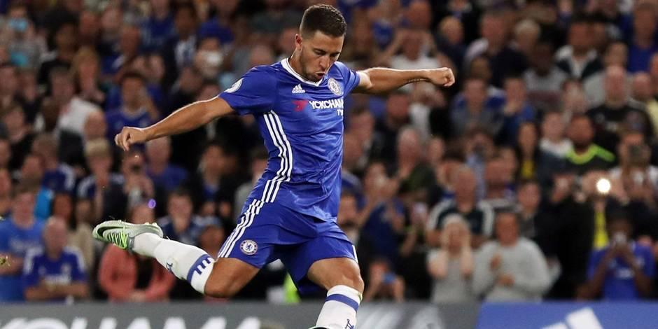"""Hazard et Chelsea revigorés: """"L'état d'esprit est fantastique"""""""