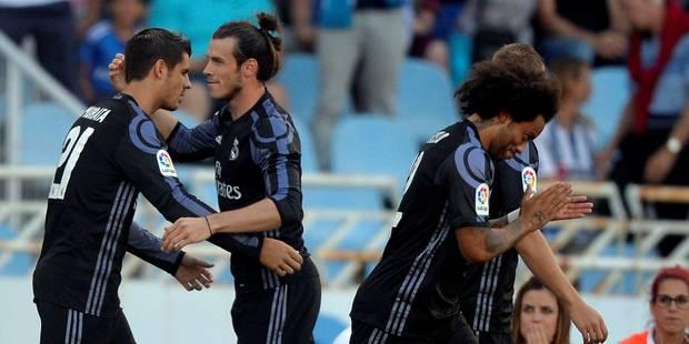 Liga: le Real de Zidane commence par une victoire face à la Real Sociedad - La DH