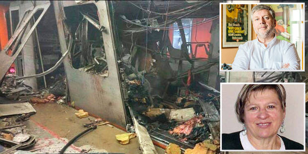 "André Lamy (Bel-RTL) a perdu ""une perle"" lors de l'explosion de Maelbeek - La DH"