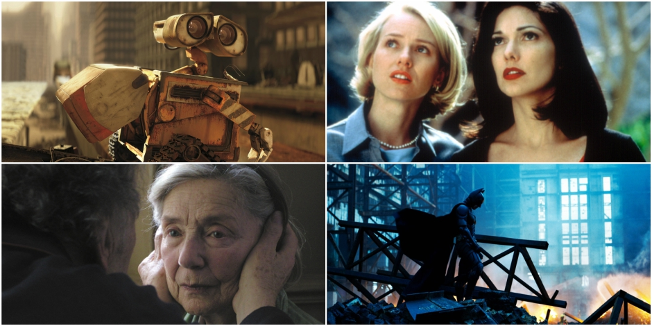 Quels sont les meilleurs films du 21e siècle?