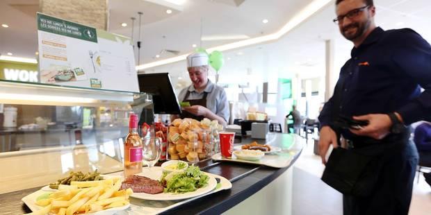 Lunch Garden livre à domicile - La DH