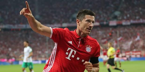 Le Bayern atomise Brême en ouverture de la Bundesliga - La DH
